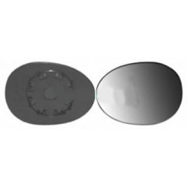 verre de retroviseur peugeot 107 miroir retroviseur gauche peugeot 107 lm 2057062. Black Bedroom Furniture Sets. Home Design Ideas