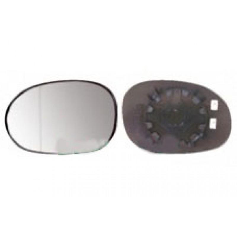 verre de retroviseur peugeot 206 miroir retroviseur gauche peugeot 206 1998 2009 manuel. Black Bedroom Furniture Sets. Home Design Ideas