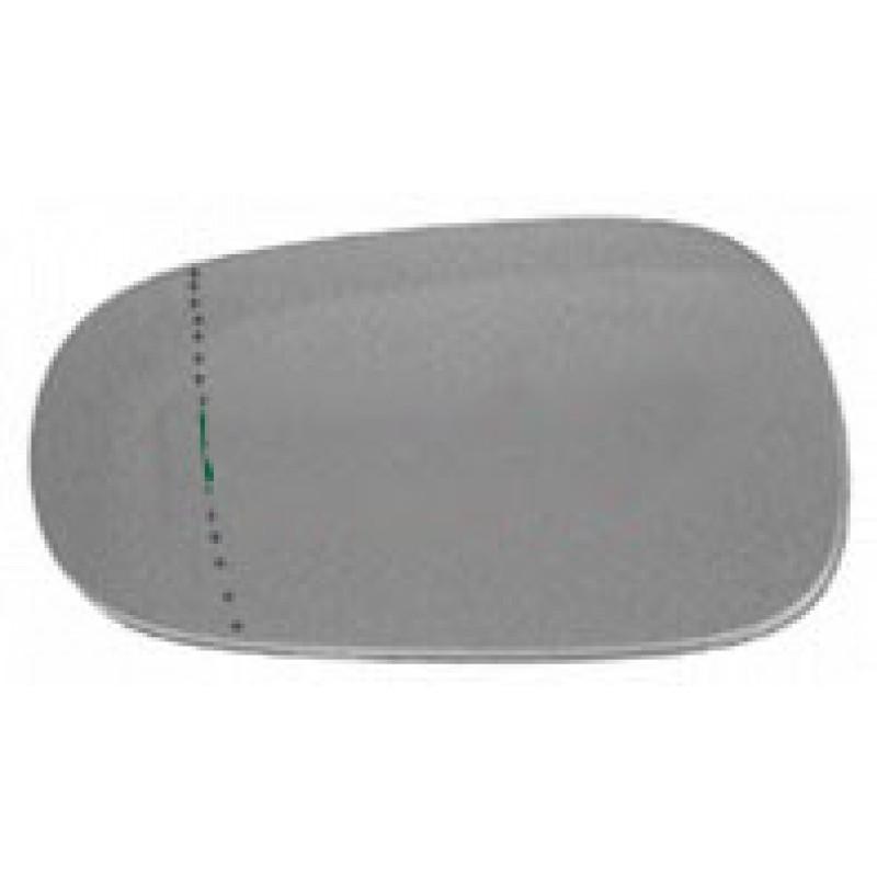 verre de retroviseur renault clio miroir retroviseur gauche renault clio a02. Black Bedroom Furniture Sets. Home Design Ideas