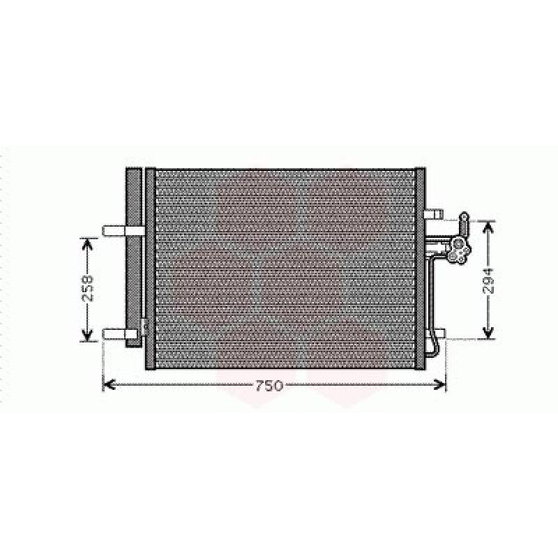 condenseur climatisation land rover freelander 2006. Black Bedroom Furniture Sets. Home Design Ideas