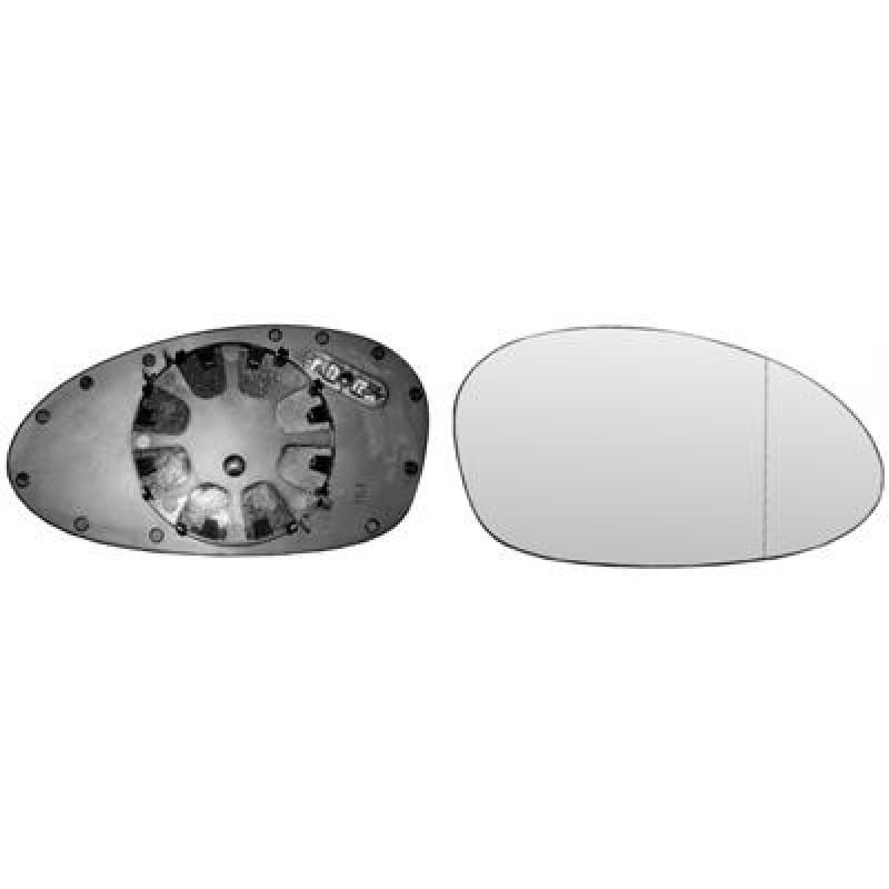 miroir retroviseur droit bmw s rie 1 e87 2004 2009 glace bmw s rie 1 e87. Black Bedroom Furniture Sets. Home Design Ideas