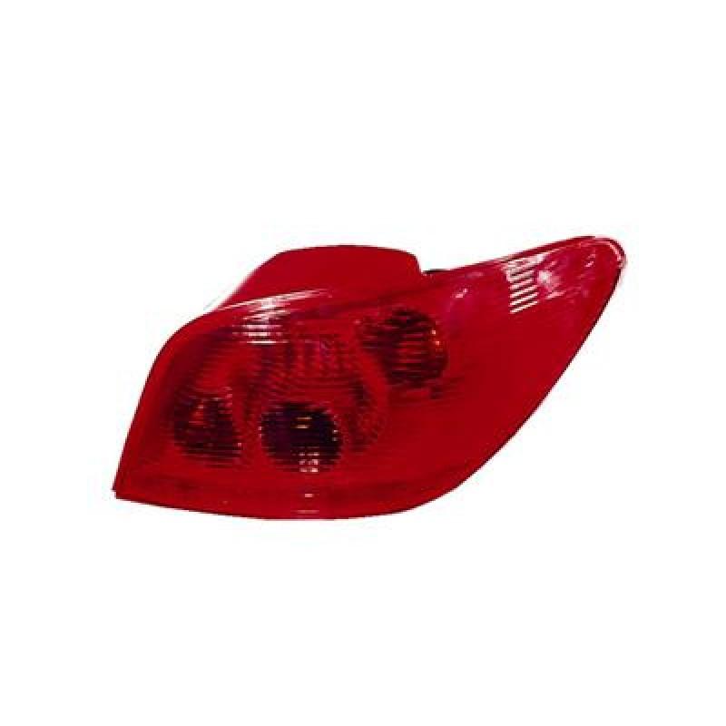 verre de feu arriere droit peugeot 307 feu arriere droit peugeot 307 3 5 portes 2000 2005. Black Bedroom Furniture Sets. Home Design Ideas