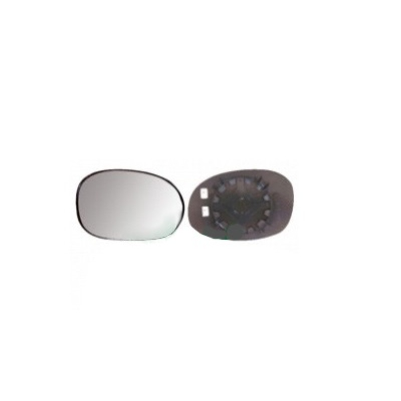 Miroir de r troviseur droit citroen c2 2003 2008 for Miroir de retroviseur