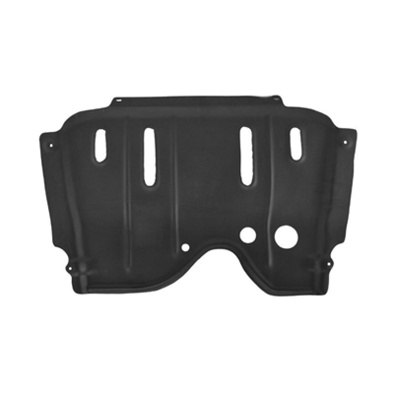 protection sous moteur dacia duster 4x2 2010 2015 cache moteur dacia duster oem 758901227r. Black Bedroom Furniture Sets. Home Design Ideas