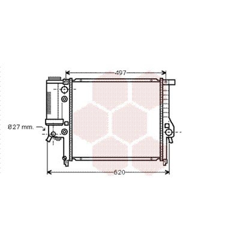 radiateur moteur bmw s u00e9rie 3 e30