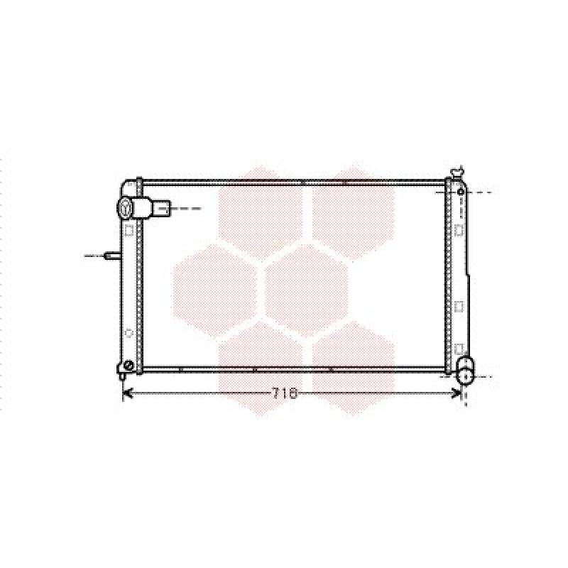 radiateur moteur citroen xm radiateur moteur citroen xm 2 5 turbo diesel de 1994 2000. Black Bedroom Furniture Sets. Home Design Ideas