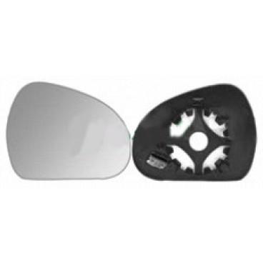 verre de retroviseur peugeot 207 chauffant 2006 2009 miroir retroviseur droit peugeot 207. Black Bedroom Furniture Sets. Home Design Ideas
