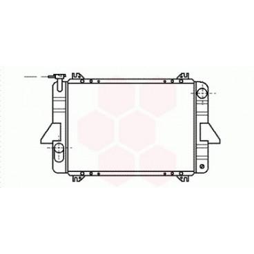 Radiateur Moteur Nissan Patrol (2.3 D)