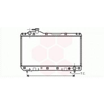 Radiateur Moteur Toyota Rav4 SXA1 ( 2.0 / Manuel )
