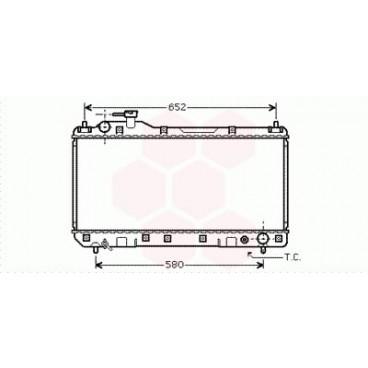 Radiateur Moteur Toyota Rav4 SXA1 / ACA2 (2.0)