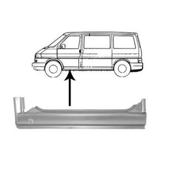 VW Transporter//Caravelle 1990-2003 Droite Avant Disque de frein Couverture