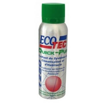 2 actions en 1 : nettoyer votre clim et parfumer votre habitacle !