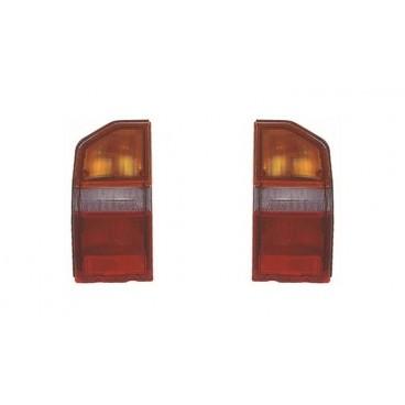 2 feux arrière complets Suzuki Vitara 2 portes (version courte) 1992-1998 (marque Valeo)