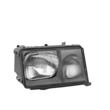 Verre de phare droit Mercedes W124 Phase 1 (Bosch)