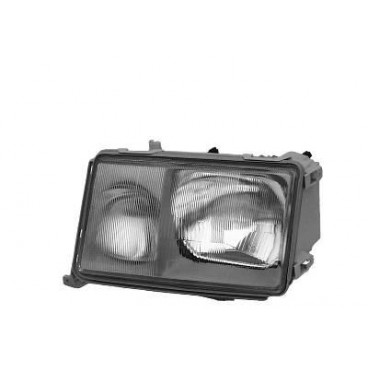 Phare gauche complet Mercedes W124 Phase 1 (Hella)