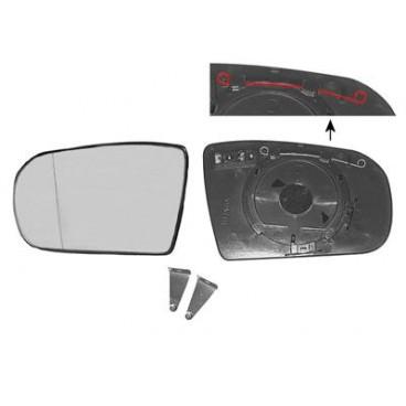 Miroir de rétroviseur gauche Mercedes Classe E W210 Phase 2