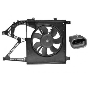 Ventilateur Electrique Opel Corsa B (1.0)