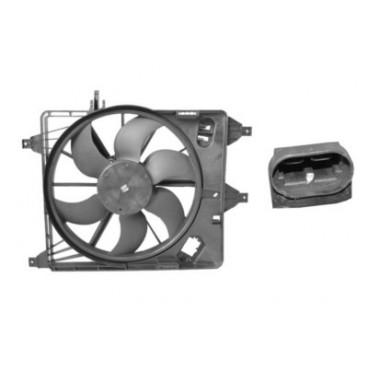 cadre ventilateur de radiateur renault clio ventilateur renault clio a011. Black Bedroom Furniture Sets. Home Design Ideas