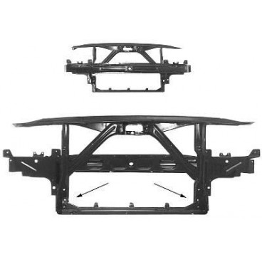 Armature - Face Avant Seat Toledo ( TDi - 150 cv )
