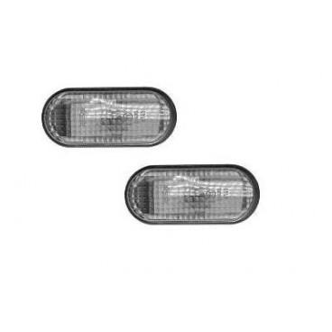 Répétiteurs clignotants latéraux fumés Volkswagen Golf 3