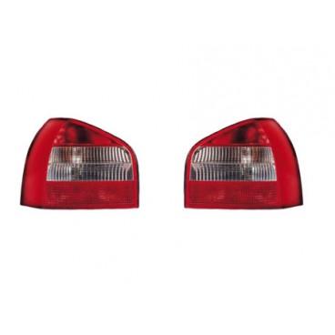 2 Feux Arriere Audi A3 (Sans partie electrique) de 2000 à 2003