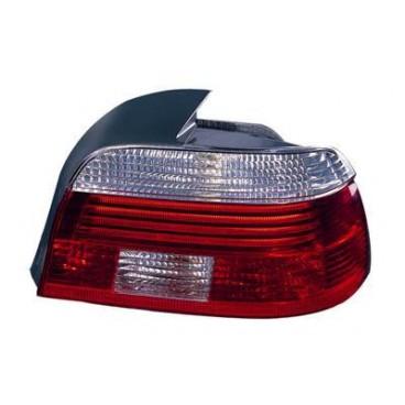 Feu arrière droit BMW Serie 5 E39 1996-2003 (Hella / complet)