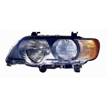 Phare Avant gauche BMW X5 E53 2000-2003 (clignotant orange)