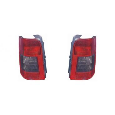 2 feux arrière Citroen Berlingo (2 portes)