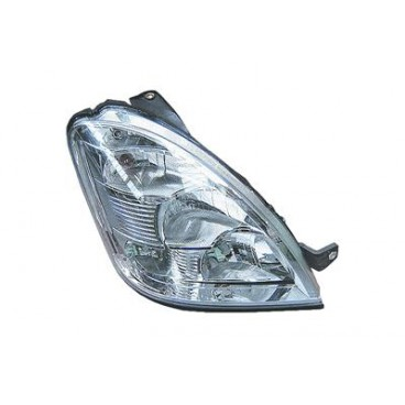 Phare avant droit H1+H7 Iveco Daily 2006 - 2011
