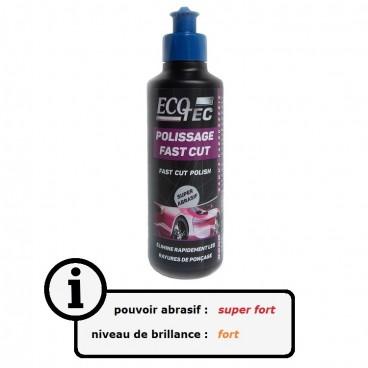 Polissage Fast Cut de la marque Ecotec (250ml)
