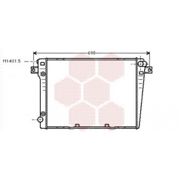 radiateur moteur bmw s rie 3 e30 radiateur moteur bmw s rie 3 e30 320i 323i 325i m20 325. Black Bedroom Furniture Sets. Home Design Ideas