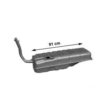 Reservoir Essence Volkswagen Polo type 86C (Injection - S/Plomb) 1990 - 1994