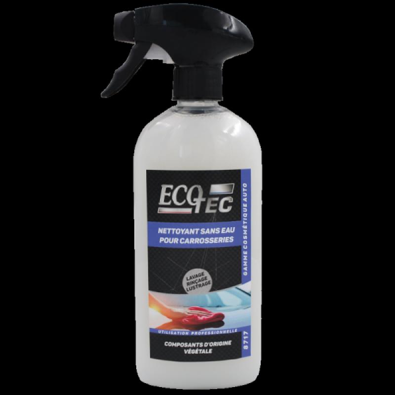 Nettoyant sans eau pour carrosseries ECOTEC