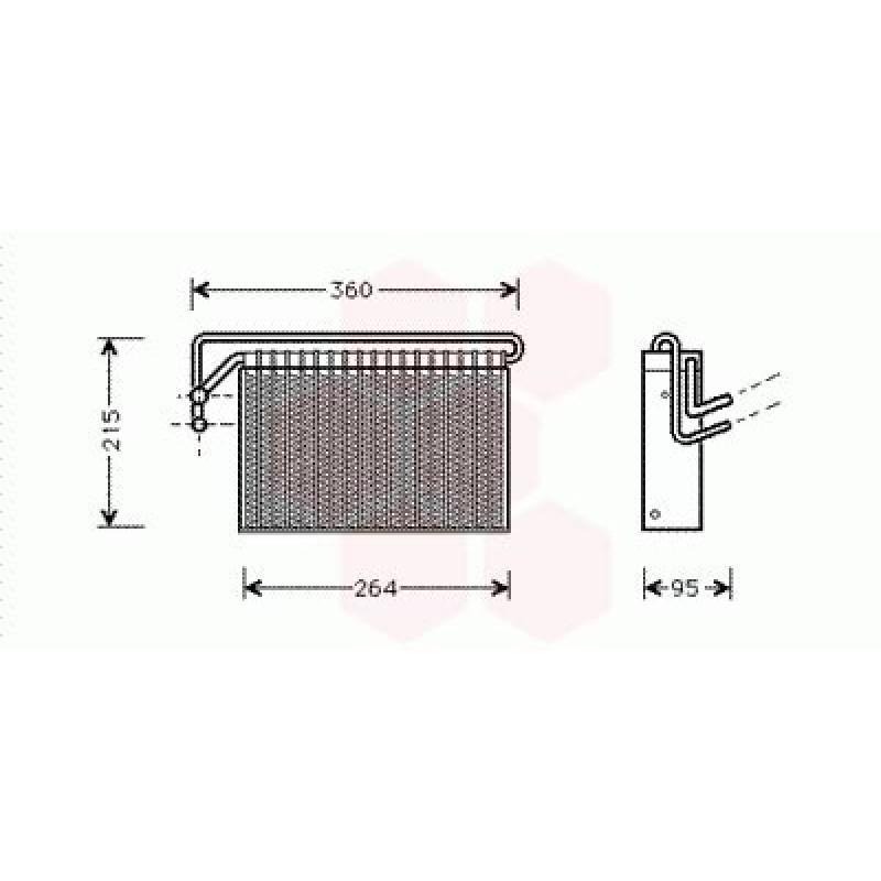 Evaporateur Air Conditionné BMW X3