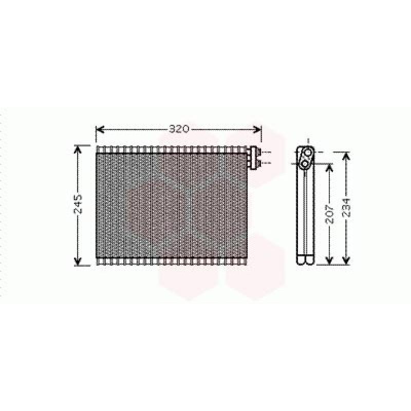 Evaporateur Air Conditionné BMW X5
