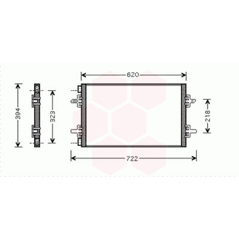 condenseur radiateur de clim renault espace condenseur radiateur de clim renault espace. Black Bedroom Furniture Sets. Home Design Ideas