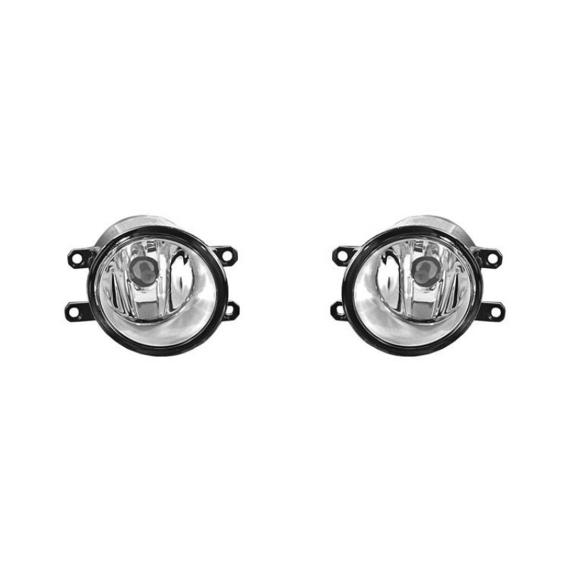 2 phares antirouillard avant Toyota Rav4 2005+ (marque Valeo)