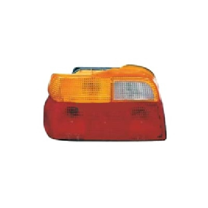 Feu arrière gauche Ford Escort 5 1990-1992 (sans porte ampoules)