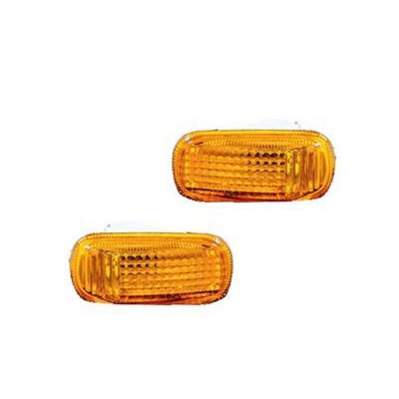 Repetiteurs Clignotant Honda civic - Orange