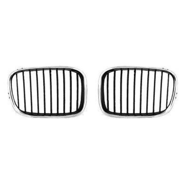 Grilles calandre noire BMW Série 5 E39 Phase 1