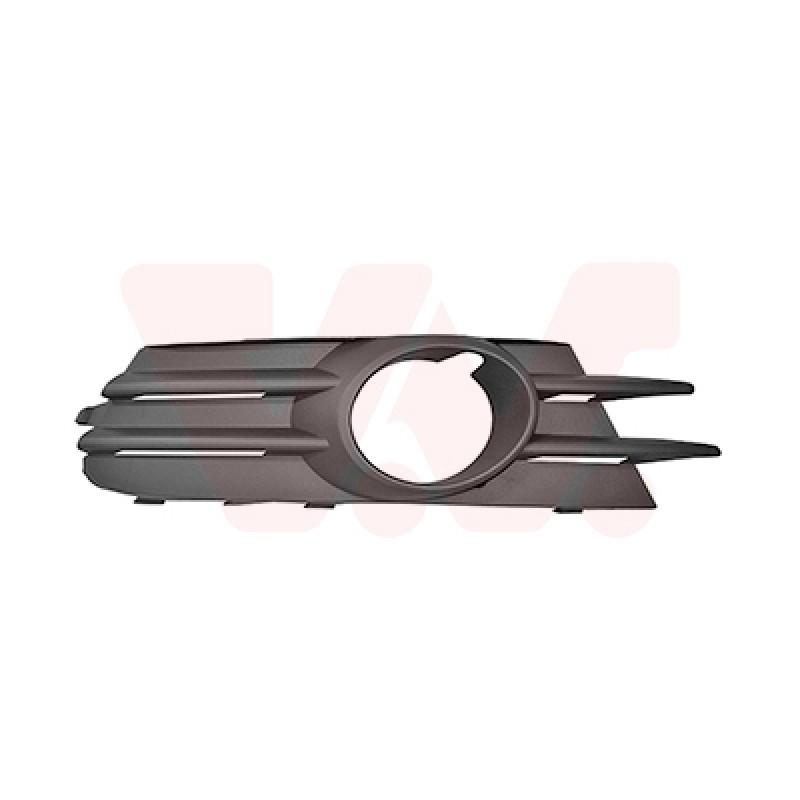 Pour VW Scirocco 2009-2014 Neuf Avant Pare-Choc Foglight Grille Noir Left N//S