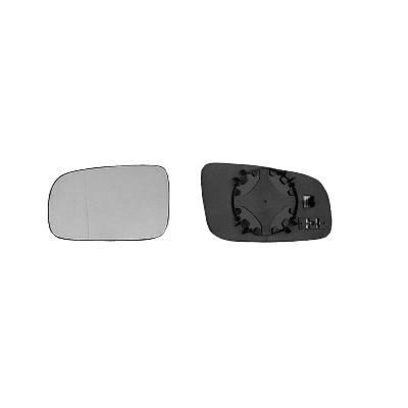 miroir de retroviseur gauche audi a6 1994 1997 glace retroviseur audi a6 a002 a6 0323835. Black Bedroom Furniture Sets. Home Design Ideas