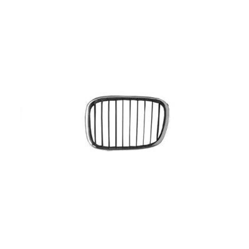Grille calandre gauche BMW Série 5 E39 (chromee)