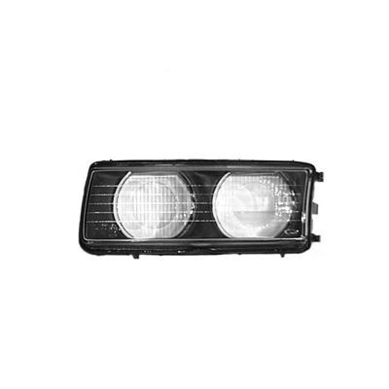 Verre de phare gauche BMW Série 3 E36 (Type Bosch)