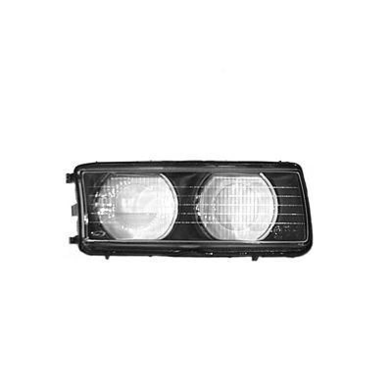 Verre de phare droit BMW Série 3 E36 (Type Hella)