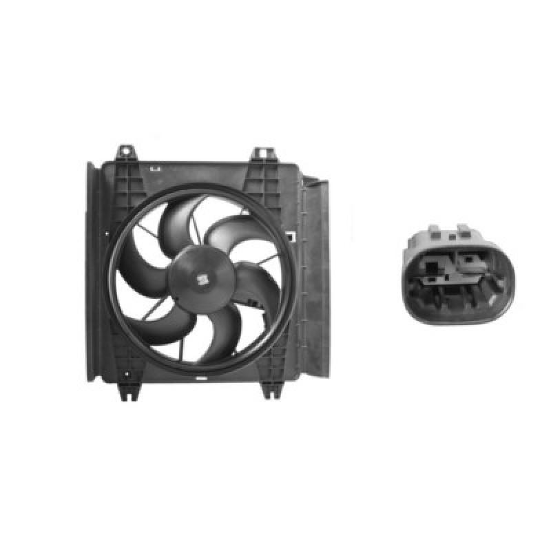 Ventilateur Electrique de radiateur Peugeot 107