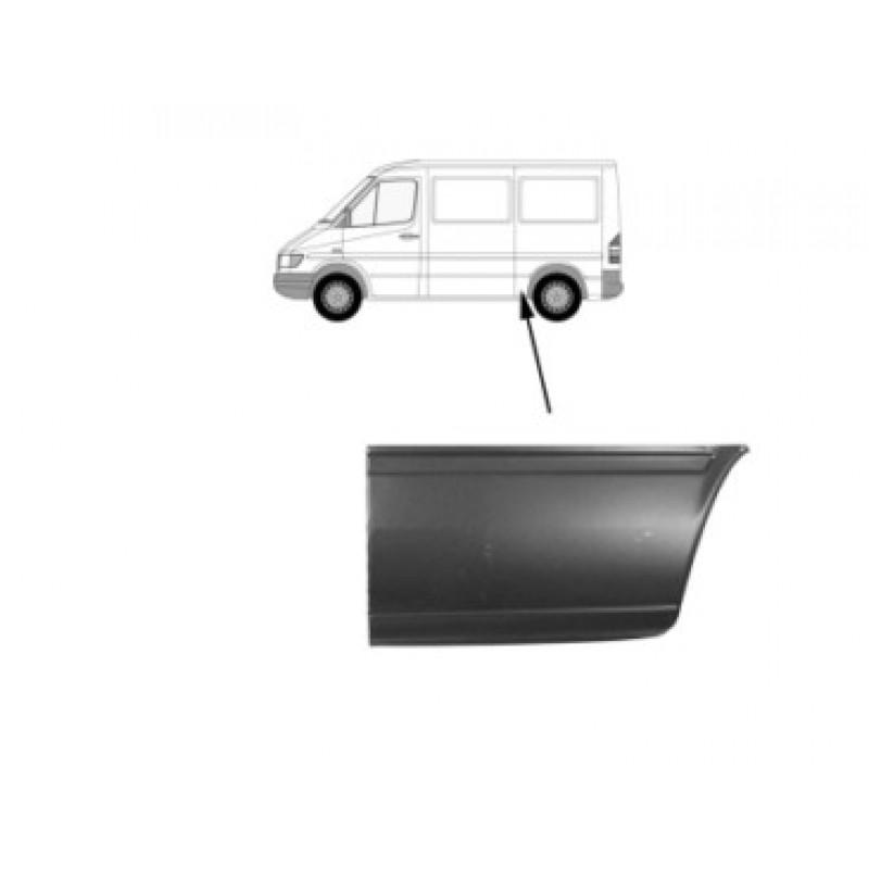 Boucher TÜRFESTSTELLER arrière droit ou gauche MERCEDES SPRINTER VW LT 28-46