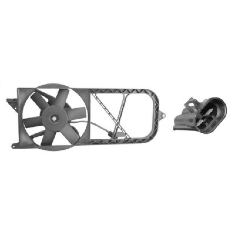 Ventilateur Radiateur Electrique Opel Corsa B (1.0)