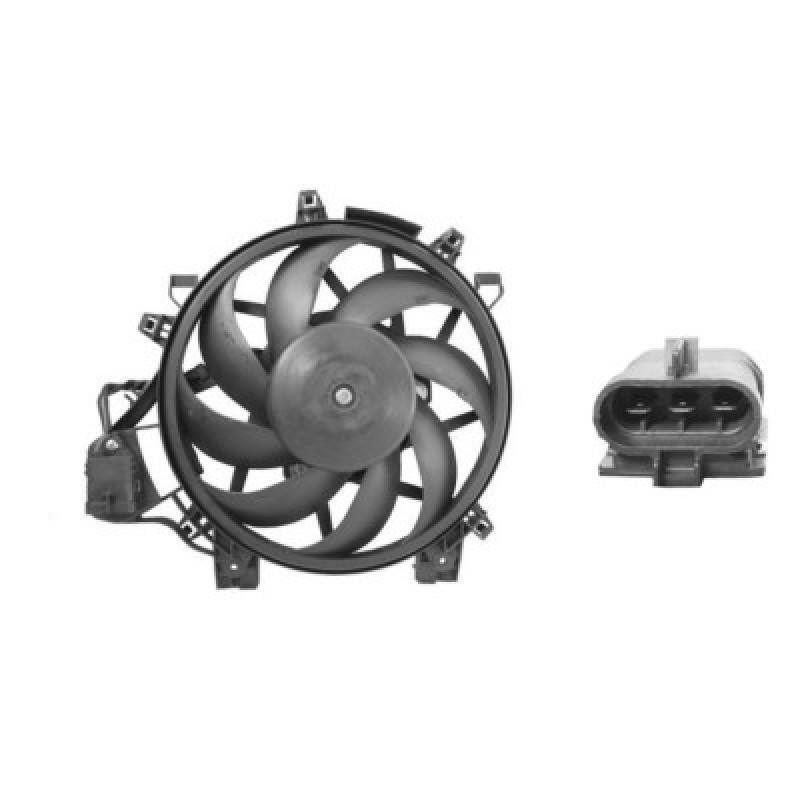 Ventilateur Airco Electrique Opel Corsa C (Diesel)