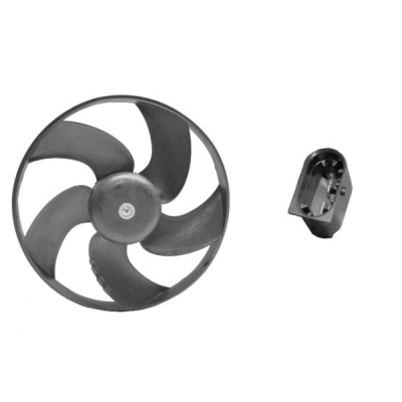 Ventilateur Electrique de radiateur Peugeot 206